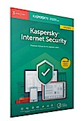 Kaspersky Internet Security 3 Geräte Upgrade (Code in a Box) (FFP). Für Windows 7/8/10/MAC/Android