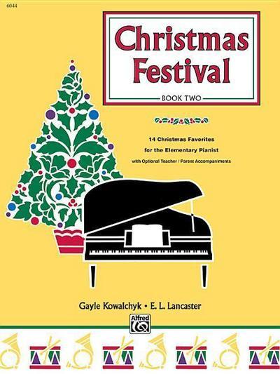 Christmas Festival, Bk 2