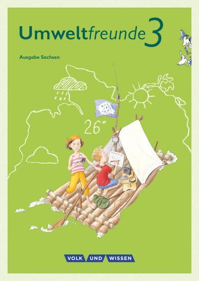 Umweltfreunde 3. Schuljahr - Sachsen - Schülerbuch