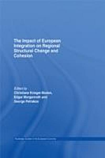 Impact of European Integration on Regional Structural Change and Cohesion