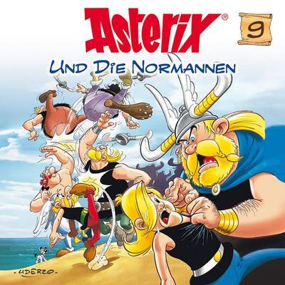 9: Asterix Und Die Normannen