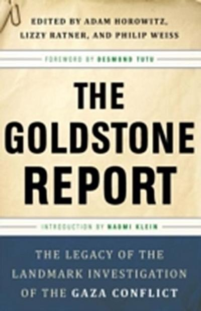 Goldstone Report