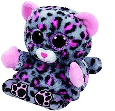 Trixi - Leopard, 15cm. Handyhalter