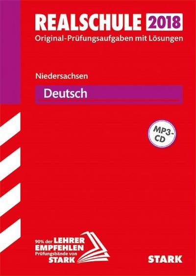 Original-Prüfungen Realschule - Deutsch - Niedersachsen