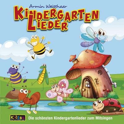 Kindergartenlieder, Audio-CD