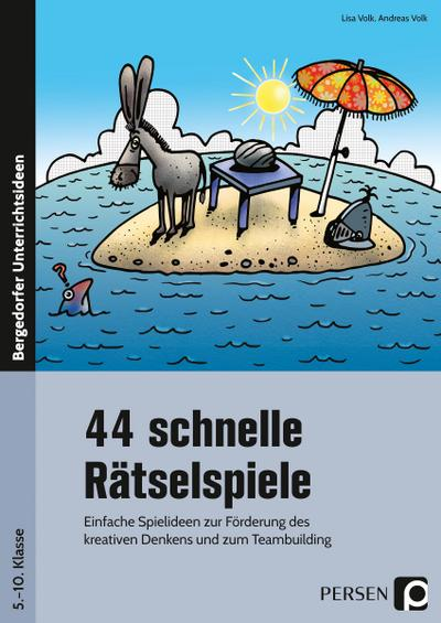 44 schnelle Rätselspiele