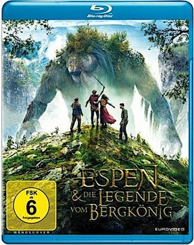 Espen und die Legende des Bergkönigs