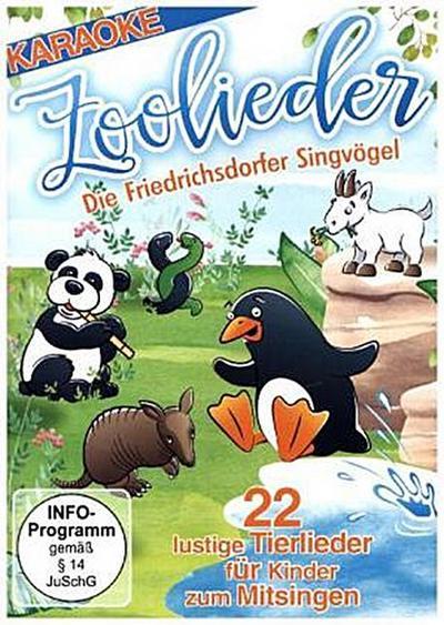 Zoolieder, 1 DVD