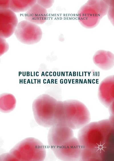 Public Accountability and Health Care Governance