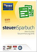 WISO steuer:Sparbuch 2017, 1 CD-ROM