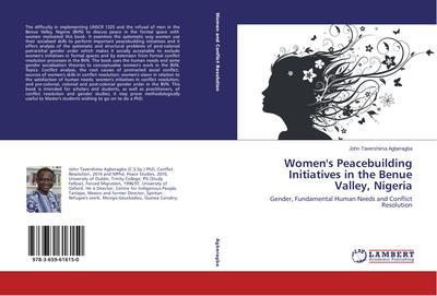 Women's Peacebuilding Initiatives in the Benue Valley, Nigeria
