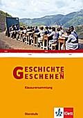 Geschichte und Geschehen - Bundesausgabe für die Sekundarstufe II. Klausurensammlung auf CD-ROM für Windows Vista; XP; NT; 2000; 98