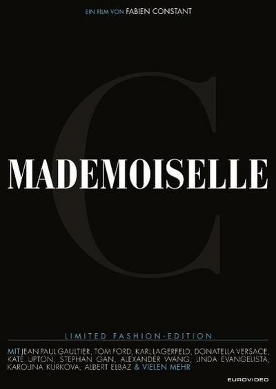 Mademoiselle C, 1 DVD