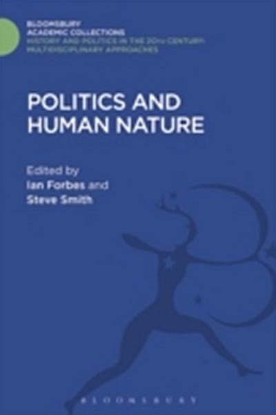Politics and Human Nature