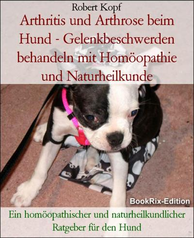 Arthritis und Arthrose beim Hund - Gelenkbeschwerden behandeln mit Homöopathie und Naturheilkunde