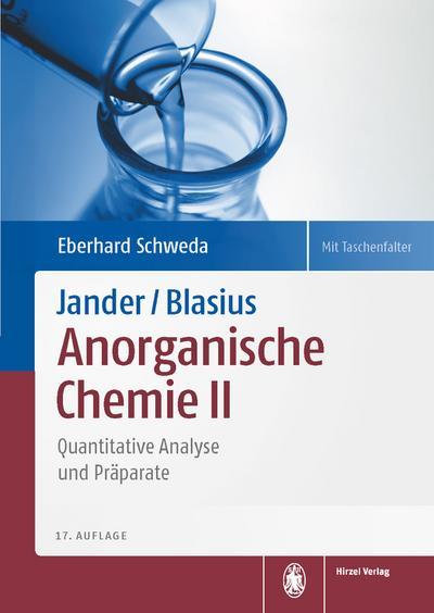 Jander/Blasius, Anorganische Chemie II