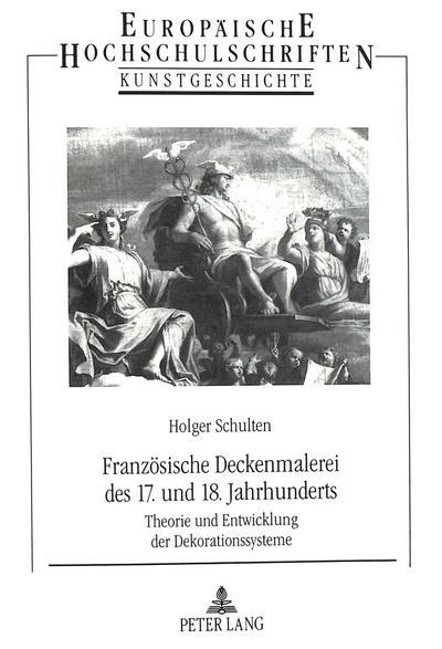 Französische Deckenmalerei des 17. und 18. Jahrhunderts