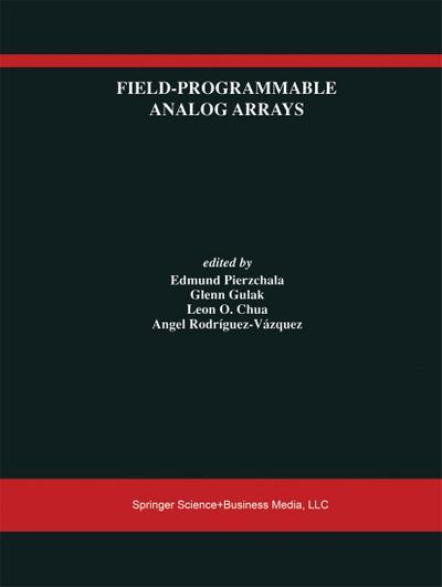 Field-Programmable Analog Arrays