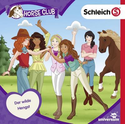 Schleich - Horse Club (CD 7) Der wilde Hengst
