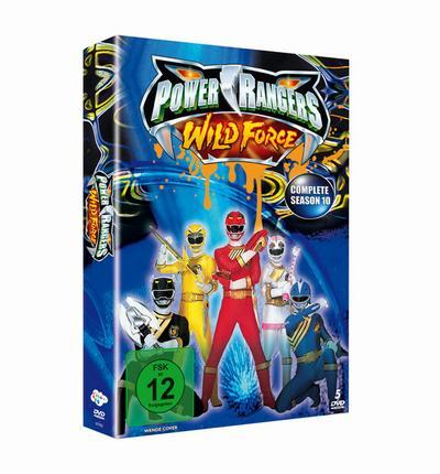 Wild Force (Komplette Staffel) (5 Dvds)