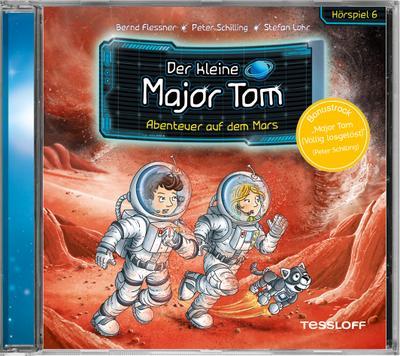 Der kleine Major Tom. Hörspiel 6: Abenteuer auf dem Mars