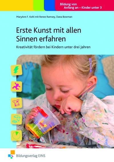 Erste Kunst mit allen Sinnen erfahren: Kreativität fördern bei Kindern unter drei Jahren