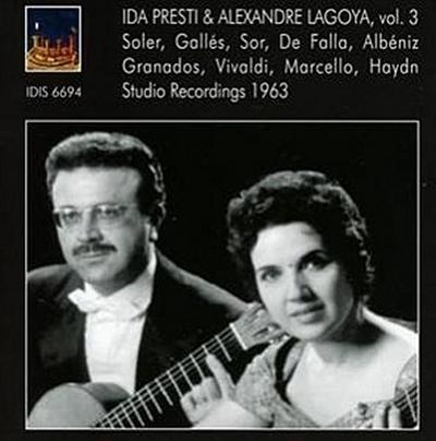 Presti und Lagoya,vol.3
