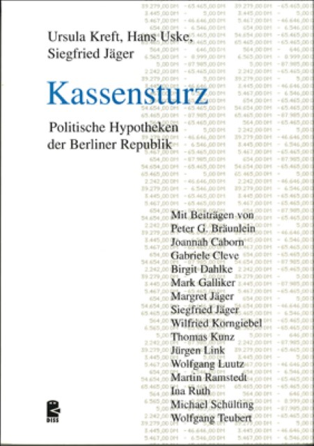 Kassensturz | Ursula Kreft |  9783927388666