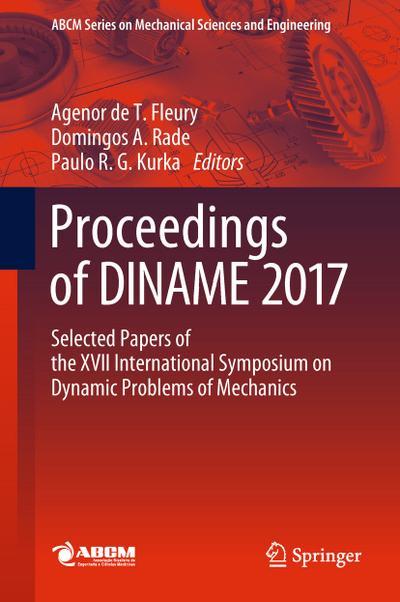 Proceedings of DINAME 2017