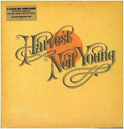 Harvest, 1 Schallplatte