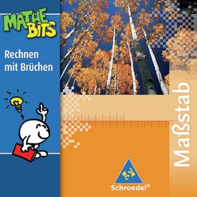 Maßstab Lernsoftware: Rechnen mit Brüchen 5. / 6. Schuljahr - Schroedel Verlag Gmbh - CD-ROM, Deutsch, , Für Windows 95/98/NT 4.9/ME/2000/XP, Für Windows 95/98/NT 4.9/ME/2000/XP