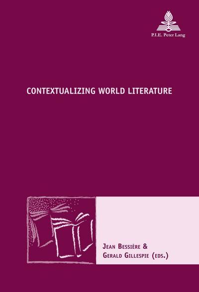 Contextualizing World Literature