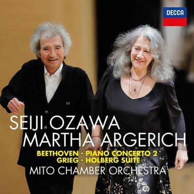 Beethoven: Klavierkonzert 2 / Grieg: Holberg-Suite