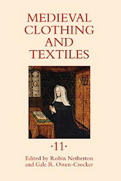 Medieval Clothing and Textiles 11