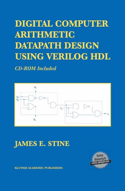 Digital Computer Arithmetic Datapath Design Using Verilog HDL