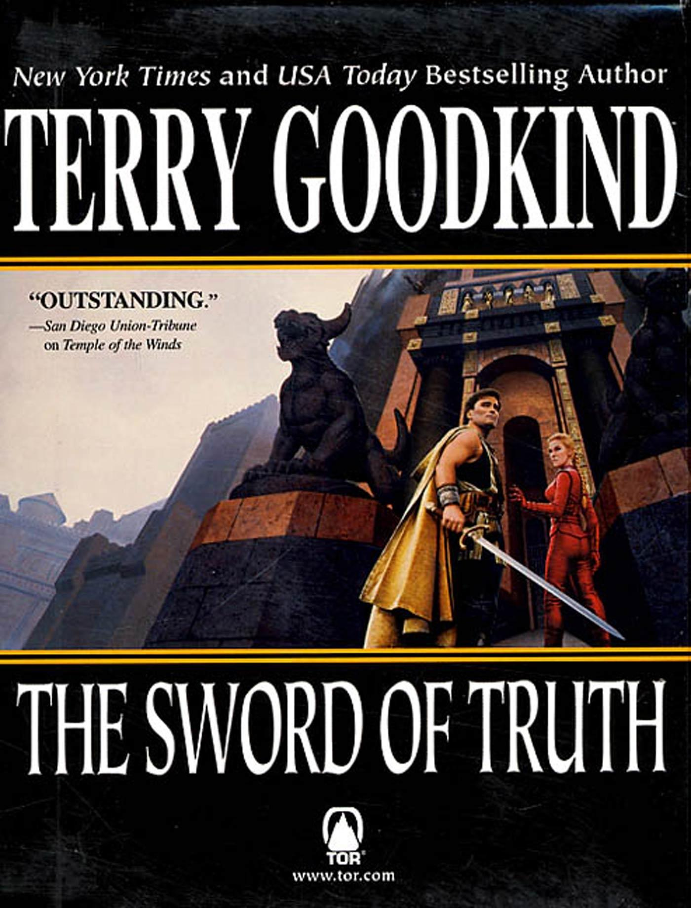 The Sword of Truth Boxed Set II, Books 4-6 Terry Goodkind