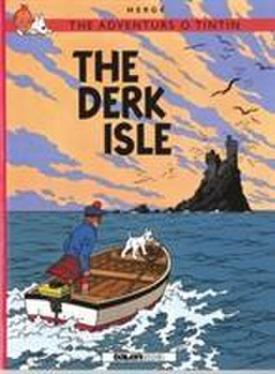 Adventurs o Tintin, The: The Derk Isle