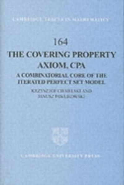 Covering Property Axiom, CPA