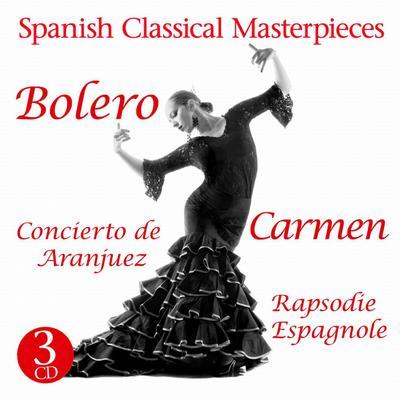 Spanish Classical Masterpieces, 3 Audio-CDs