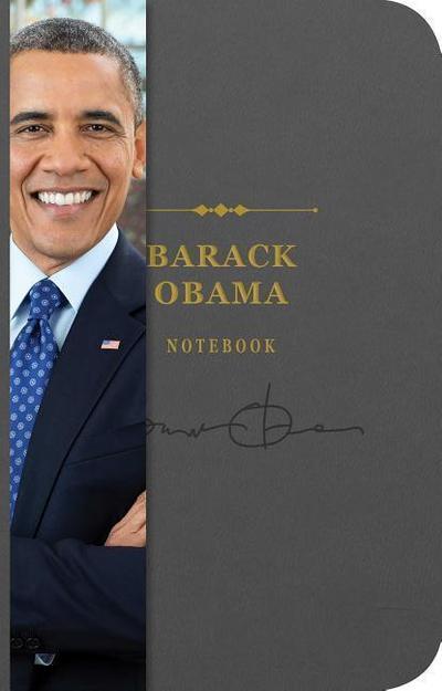 Barack Obama Notebook