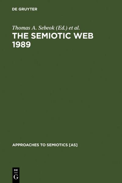 The Semiotic Web 1989