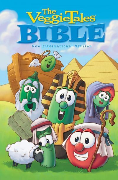 NIrV, The VeggieTales Bible, eBook