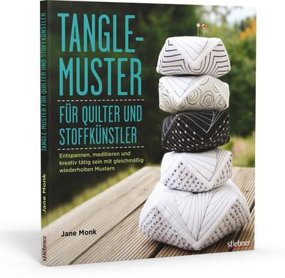 Tangle-Muster für Quilter und Stoffkünstler