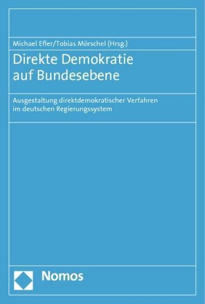 Direkte Demokratie auf Bundesebene