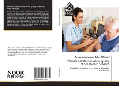 Patients satisfaction about quality of health care services