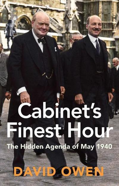 Cabinet's Finest Hour