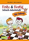Fritz&Fertig Schach-Arbeitsheft für Lehrer