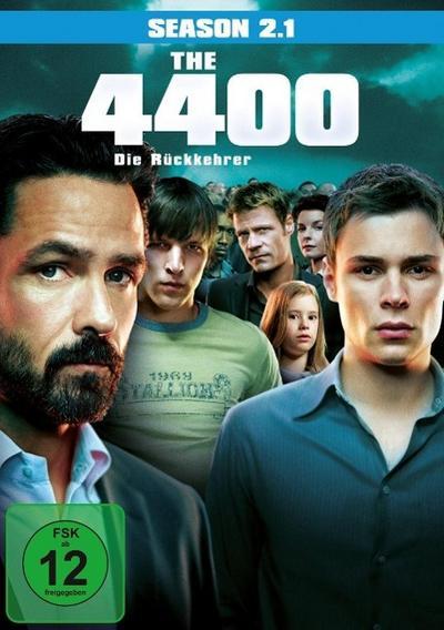 The 4400: Die Rückkehrer - Season 2.1 [2 DVDs]