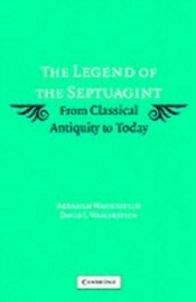 Legend of the Septuagint