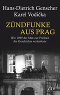 Zündfunke aus Prag: Wie 1989 der Mut zur Frei ...